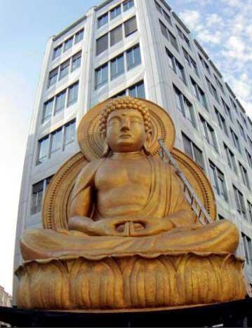 Milano fa male anche a Budda